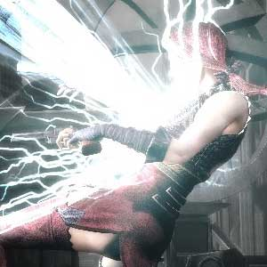 Injustice Gods Among Us Combat