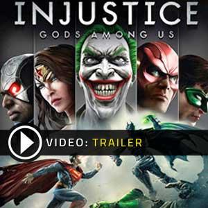 Acheter Injustice Gods Among Us clé CD Comparateur Prix