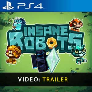 Insane Robots PS4 Prices Digital or Box Edition