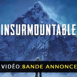 Insurmountable Bande-annonce vidéo