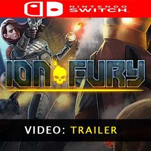 Acheter Ion Fury Nintendo Switch comparateur prix