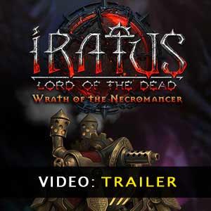 Acheter Iratus Wrath of the Necromancer Clé CD Comparateur Prix