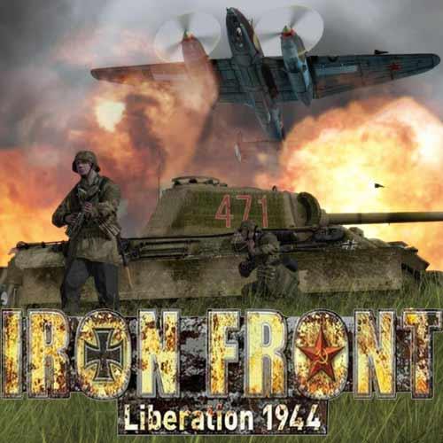 Acheter Iron Front Liberation 1944 clé CD Comparateur Prix