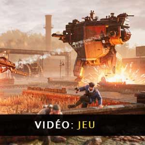 Iron Harvest Vidéo de jeu