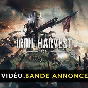 Iron Harvest Bande-annonce vidéo