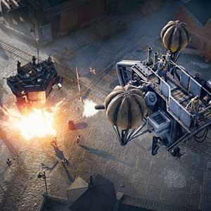 Iron Harvest Operation Eagle Empire De Saxe