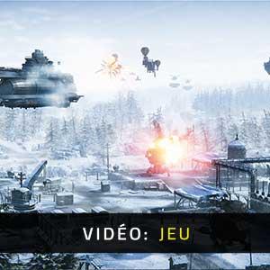 Iron Harvest Operation Eagle Vidéo De Gameplay