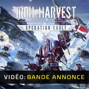 Iron Harvest Operation Eagle Bande-annonce Vidéo