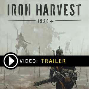 Acheter Iron Harvest Clé CD Comparateur Prix