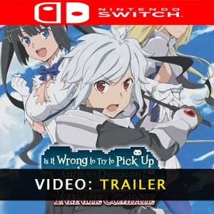 Acheter Is It Wrong to Try to Pick Up Girls in a Dungeon Infinite Combate Nintendo Switch comparateur prix