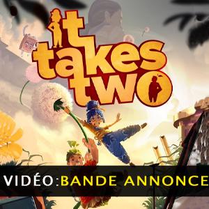 It Takes Two Bande-annonce vidéo