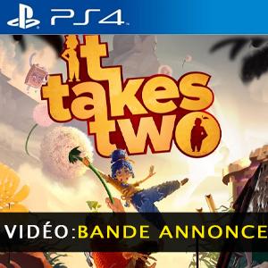 It Takes Two PS4 Bande-annonce vidéo