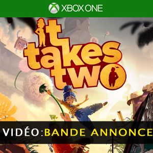 It Takes Two Xbox One Bande-annonce vidéo