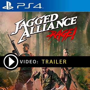 Acheter Jagged Alliance Rage PS4 Comparateur Prix