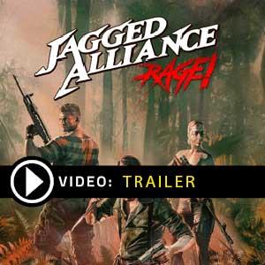 Acheter Jagged Alliance Rage Clé CD Comparateur Prix