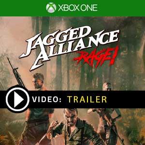 Acheter Jagged Alliance Rage Xbox One Comparateur Prix