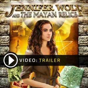 Jennifer Wold and the Mayan Relics