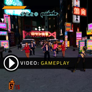 Jet Set Radio Gameplay Video