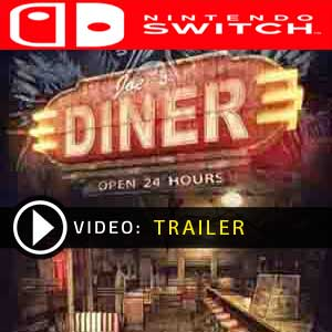 Acheter Joes Diner Nintendo Switch Comparateur Prix