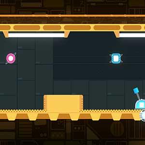 Plate-forme d'action de type autorunner Arcade