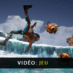 Journey to the Savage Planet vidéo de gameplay