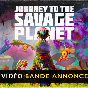 Journey to the Savage Planet bande-annonce vidéo