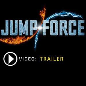 Acheter Jump Force Clé CD Comparateur Prix