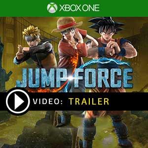 Jump Force Xbox One en boîte ou à télécharger