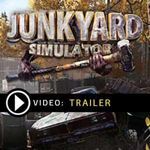 Acheter Junkyard Simulator Clé CD Comparateur Prix