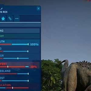 Statistiques sur les dinosaures