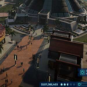 Jurassic World Evolution Centre d Innovation