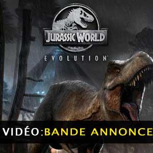 Jurassic World Evolution Vidéo de la Bande-annonce