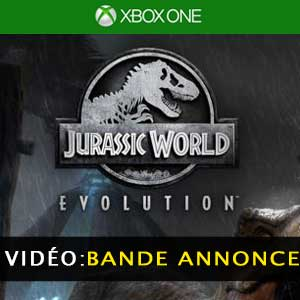 Jurassic World Evolution Xbox One Vidéo de la Bande-annonce