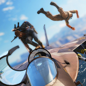 Just Cause 3 PS4 Rico Rodriguez