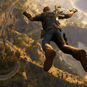 Just Cause 3 PS4 Gameplay