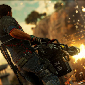 Just Cause 3 PS4 Arme