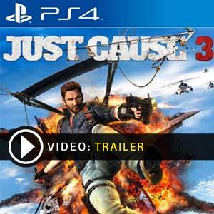 Just Cause 3 PS4 en boîte ou à télécharger