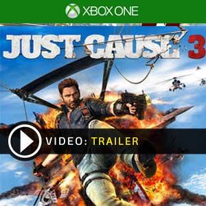 Just Cause 3 Xbox One en boîte ou à télécharger