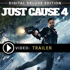 Acheter Just Cause 4 Digital Deluxe Content Clé CD Comparateur Prix