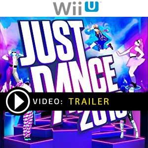 Just Dance 2018 Nintendo Wii U en boîte ou à télécharger