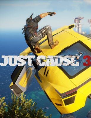 Just Cause 3: Explore l'énorme carte en monde ouvert