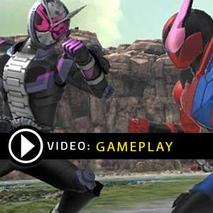 Kamen Rider Climax Scramble Gameplay Video