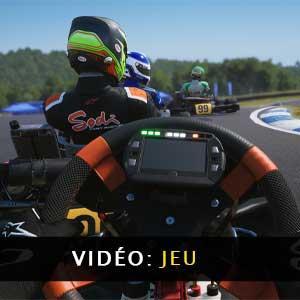 KartKraft Vidéo De Gameplay
