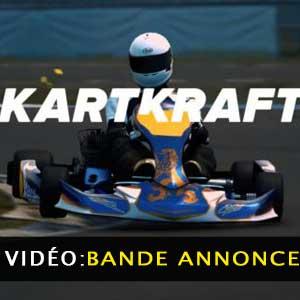 KartKraft Bande-annonce Vidéo