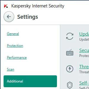 Kaspersky Anti Virus 2019 autres