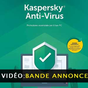 Kaspersky Anti Virus 2019 vidéo de la bande-annonce