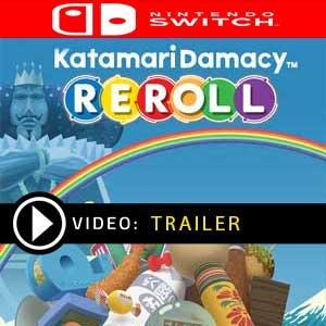 Katamari Damacy REROLL Nintendo Switch en boîte ou à télécharger