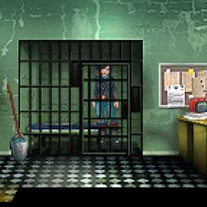 Kathy Rain Prison