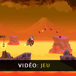 Kaze And The Wild Masks vidéo de gameplay
