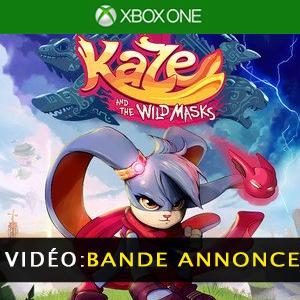 Kaze And The Wild Masks bande-annonce vidéo
